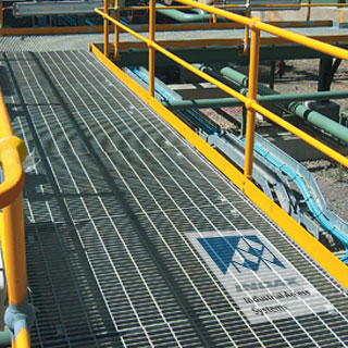 Indax – Handrail and Grating Systems